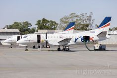 Regional Express Airlines (VH-RXS) Saab 340B on the tarmac at Wagga Wagga Airport. Photo of RXA Saab 340 (VH-RXS) ✈ FlightAware