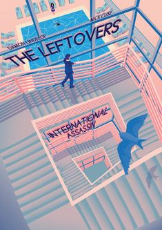 The Leftovers 'International Assassin' Movies And Series, Tv Series, The Leftovers Tv Show, Film World, Me Tv, Assassin, Favorite Tv Shows, The Incredibles, Prints