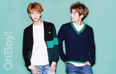 MJ and JinJin