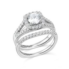 c56b792e35a 61 Best Engagement Rings images in 2019 | White gold, Shop ...