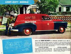 1952 Chevrolet Sedan Delivery | Flickr - Photo Sharing!