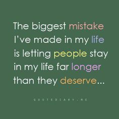 especially those who were deceitful.... serves me right for looking for always looking for the good in people who turned out to be just downright shitty!