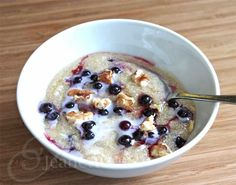 Healthy Breakfast Recipes for Kids – Food For The Brain – Part 1 over at @Jeanette | Jeanette's Healthy Living