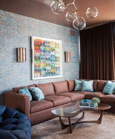 HappyModern.RU | Дизайн зала в квартире (71 фото): как совместить презентабельность и функциональность | http://happymodern.ru