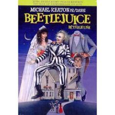 Beetlejuice -Tim Burton Movie