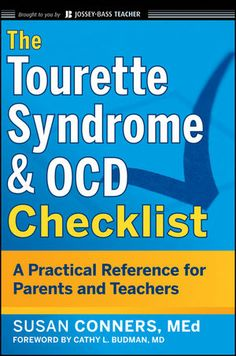 Children with TS are often teased and punished for the unusual yet uncontrollable symptoms of their disorder. Academic failure is common. The Tourette Syndrome/OCD Checklist helps parents and teachers to better understand children and youth with TS and/or OCD and provide the support and interventions these children need. Presented in a simple, concise, easy-to-read checklist format, the book is packed with the latest research, practical advice, and information on a wide range of topics.