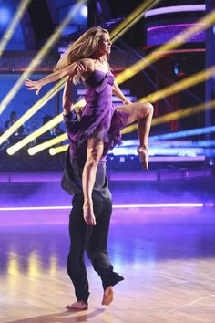 Charlie White & Candace Cameron-Bure  -  Dancing With the Stars  -  Week 8  -  Season 18  -  Spring 2014