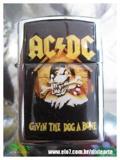 Isqueiro AC/DC R$ 39,00