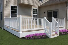 Railings. JA Myers Homes, Hanover, Pennsylvania Home Builders