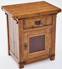 find this pin and more on woodworking projects by rustic end table