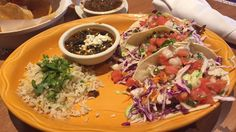 Uncle Julio's Fine Mexican Food - Plymouth Meeting, PA, United States. Fish Tacos