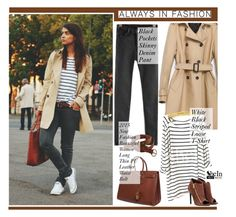 """""""Always In Fashion"""" by sabinakopic ❤ liked on Polyvore featuring Zara, Yves Saint Laurent, Tom Ford and shein"""