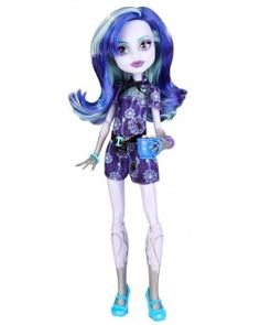 Monster High Coffin Bean Twyla Doll