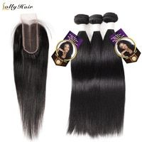 Lolly Hair Malaysian Straight Hair Bundles Natural Color Remy Hair Extensions Human Hair Weave Bundles 4 PCS Can Be Dyed - March 16 2019 at Peruvian Hair Weave, Brazilian Hair Weave, Weave Hairstyles, Straight Hairstyles, Short Hairstyles, Updo Hairstyle, Pretty Hairstyles, Haircuts, Wedding Hairstyles