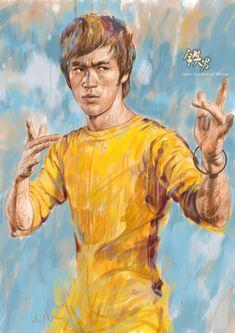 Portrait-by Milton Wong