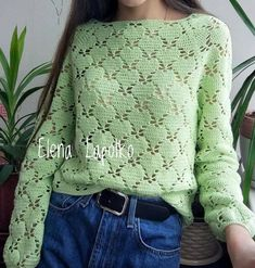 VK is the largest European social network with more than 100 million active users. Crochet Skirt Pattern, Crochet Skirts, Crochet Cardigan, Crochet Clothes, Crochet Patterns, Pull Crochet, Crochet Cow, Crochet Woman, Crotchet
