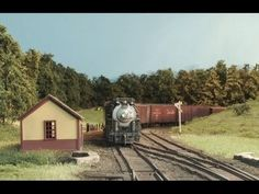 Cheshire Branch HO scale Boston and Maine Model Railroad by Jim Dufour  ...