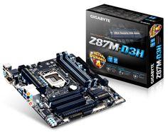 Gigabyte Z87M-D3H