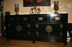 Chinees Kastje Petrol : Best antiek chinees dressoir images acacia