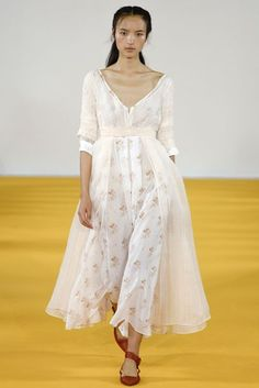 Emilia Wickstead London Spring/Summer 2017 Ready-To-Wear Collection | British…