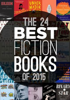 These are the novels and short story collections that we absolutely loved in 2015.