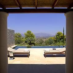 The Amanzoe Resort, Peloponnese Greece