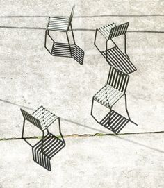 Palissade outdoor furniture | Studio Bouroullec for Hay