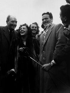 Edith Piaf & Marcel Cerdan. #cerdan #marcel #men #fashion #france #paris #worldchampion #champion #piaf #edithpiaf #hymne #hymn #amour #love #lavieenrose #french #gentleman #sportswear #boxing #nobleart #boxe #uppercut #boxinglife