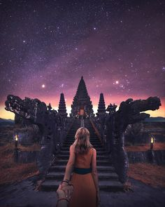 """38.4 k gilla-markeringar, 210 kommentarer - MURAD OSMANN (@muradosmann) på Instagram: """"#followmeto the temples of Bali with @natalyosmann. ⍟❂⍟ Love this @visualsofjulius collab…"""""""