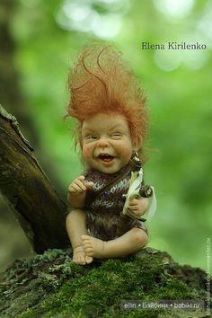 Солнечные малыши. Авторские куклы Елены Кириленко / Авторская кукла известных дизайнеров / Бэйбики. Куклы фото. Одежда для кукол
