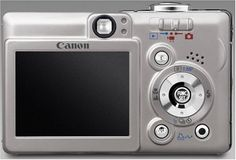 Discounted Canon Digital IXUS 50 / Powershot SD400 / IXY Digital 55  Digital Camera For Sale