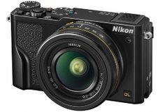 35mm判換算で18mm相当からの超広角コンパクト「DL18-50 f/1.8-2.8」 - 日経トレンディネット