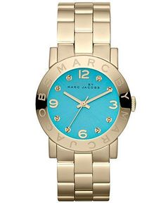 cool Montre pour femme : Marc by Marc Jacobs Watch, Women's Gold Tone Stainless Steel Bracelet 37mm M... Check more at http://flashmode.tn/tendance/mode/montre-femme/montre-pour-femme-marc-by-marc-jacobs-watch-womens-gold-tone-stainless-steel-bracelet-37mm-m/
