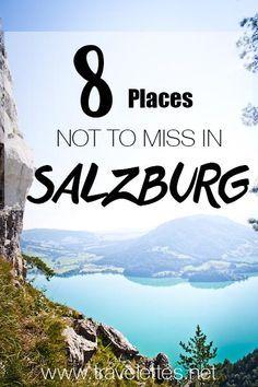 8 Places Not To Miss in Austria's Salzkammergut - PintoPin Europe Travel Tips, Travel Guides, Travel Destinations, Visit Austria, Austria Travel, Denmark Travel, Cool Places To Visit, Places To Travel, Places To Go