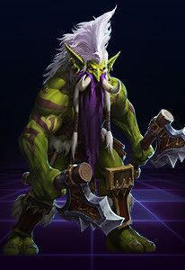 Zul'jin, Warlord Of The Amani Is Coming To Heroes Of The Storm