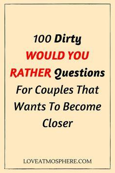 Relationship Talk, Healthy Relationship Tips, Relationship Questions, Serious Relationship, Healthy Relationships, Funny Would You Rather, Would You Rather Questions, Question Games For Couples, Couple Questions