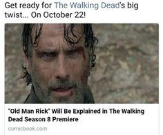 The Walking Dead #twd #thewalkingdead ..old man Rick