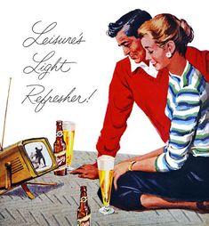 Plan59 :: Vintage Breweriana :: Schlitz, 1956