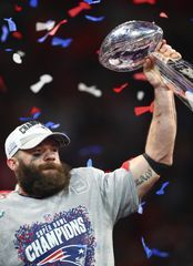 Opinion Super Bowl Mvp Julian Edelman Shouldn T Even Have Been Playing In The Game Super Bowl Julian Edelman Mvp