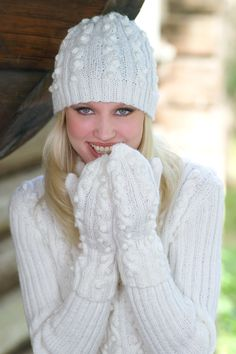 Nordic Yarns and Design since 1928 Caps Hats, Mittens, Knitted Hats, Knitting Patterns, Knit Crochet, Winter Hats, Crafts, Yarns, Beanies