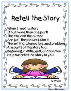 Story Retelling Worksheet Also Oxidation Number Worksheet 1 Answers ...