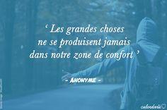 #Zone #Confort #Risque #Citation