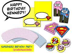 Hey, I found this really awesome Etsy listing at https://www.etsy.com/listing/109260968/diy-comic-superhero-birthday-printable