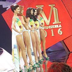 Las 24 Hermosas Candidatas del Miss Venezuela 2016. en su Desfile en traje de Baño by Antoni Azocar