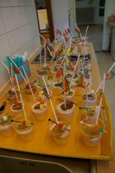 #watdoetvanessanu traktatie verjaardag vlaflip school trakteren