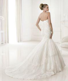 BARQUILLA, Wedding Dress