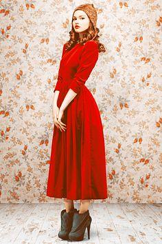 Ulyana Sergeenko - Ready-to-Wear - 2011 Fall-Winter