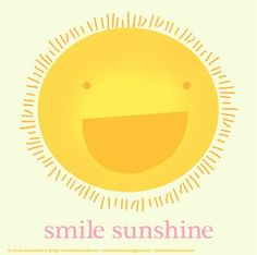 Smile Sunshine by Shawna Stobaugh - shawnanonna
