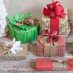 inexpensive gifts for preschoolers   ... and inexpensive ideas for wrapping gifts this Christmas season