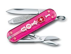 Victorinox Classic SD I Love You Limited Edition roze